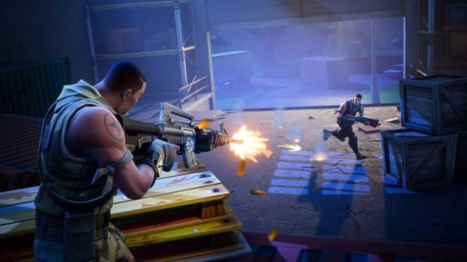 Fortnite chat raises stranger danger fears from NSPCC